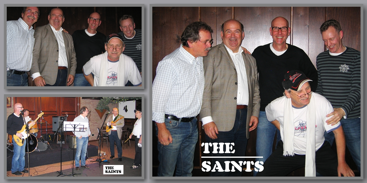 THE SAINTS 2010/11